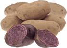 Картофель черный ~1кг