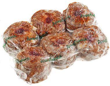 Котлеты из мяса косули с тмином 320г