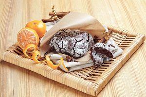 Готовое печенье охладите до комнатной температуры.