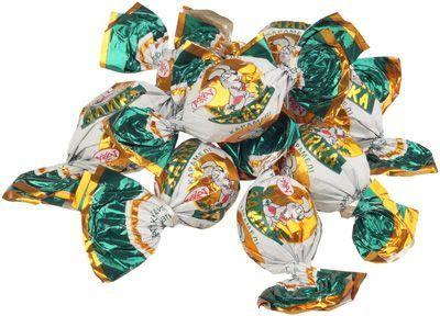 Карамель ореховая Зайка 250г