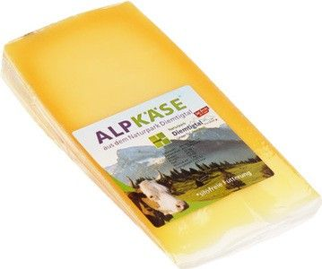 Сыр Альпийский 45% жир., 200г