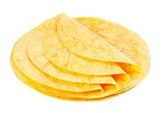 Лепешки Тортильи с сыром 6шт