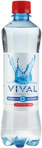 Вода минеральная Vival газированная 0,5л