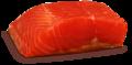 Кета филе кусок, 250г