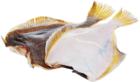 Камбала желтоперая дальневосточная ~1кг