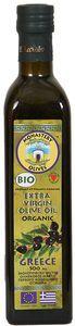 Оливковое масло БИО, Extra Virgin 0,5л