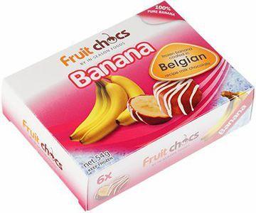 Банан в молочном шоколаде 54г