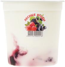 Йогурт лесные ягоды 3,5% жир., 400г