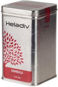 Чай цейлонский черный листовой Dimbula 100г