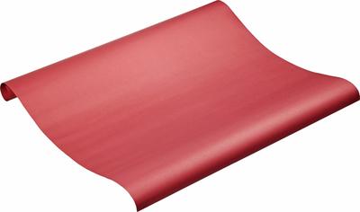 Бумага упаковочная дизайнерская Бордовая
