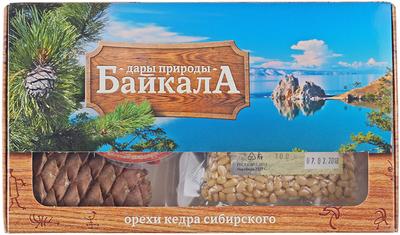 Набор Дары природы Байкала 480г