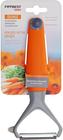 Нож для чистки овощей orange