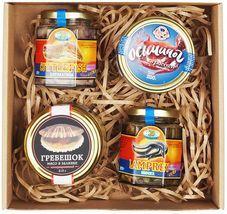Подарочный набор Для любителей деликатесов