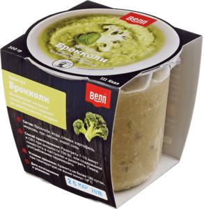 Крем-суп из брокколи 300г