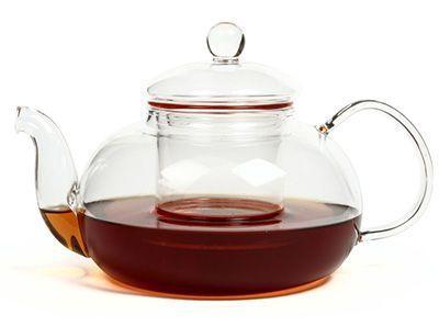 Чайник  Смородина с заварочной колбой 900мл