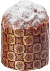 Кулич пасхальный Майский с сахарной пудрой 100г