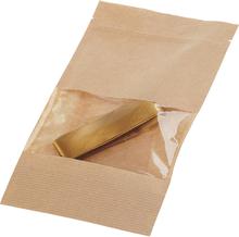 Лента атласная Темно-золотая 25мм