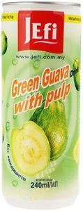 Напиток из гуавы с кусочками фруктов 240мл