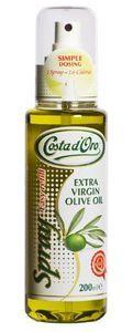 Масло оливковое, спрей, Extra Virgin 0,2л