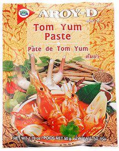 Паста Том Ям кисло-сладкая 50г