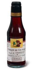 Уксус малиновый на красном вине 0,25л
