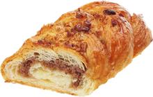 Слойка Венская с ореховой начинкой 100г