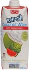 Кокосовая вода Refresh c арбузным соком 500мл