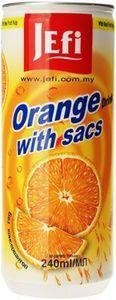 Напиток апельсиновый с мякотью 240мл