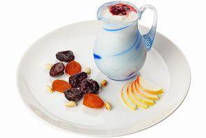 Йогурт на сухой закваске