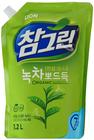 Средство для мытья посуды Зеленый чай 1,2л