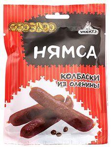 Колбаски из оленины 60г