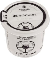 Мороженое черное Футбольное 130мл