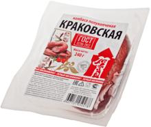 Колбаса Краковская полукопченая 240г