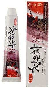Зубная паста Восточный красный чай 125г