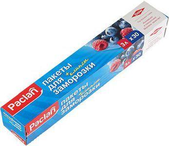 Пакеты для замораживания с клипсами