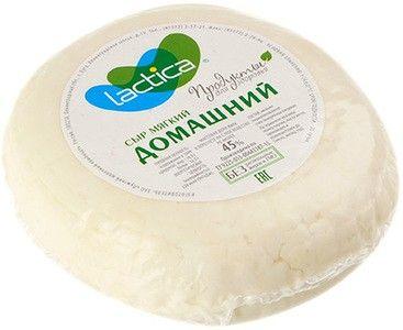 Сыр мягкий Домашний 45% жир., ~350г