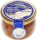 Форель-ломтики в укропном масле из Карелии 170г