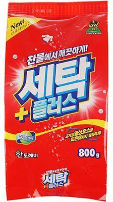 Стиральный порошок Se-Plus 800г Юж.Корея