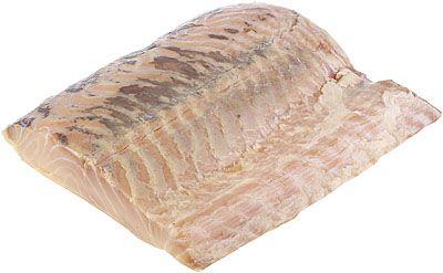 Осетр филе замороженный ~ 1,8кг для жарки, без кожи