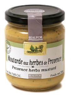 Горчица с травами Прованс, 200г Beaufor, арт. 014.861
