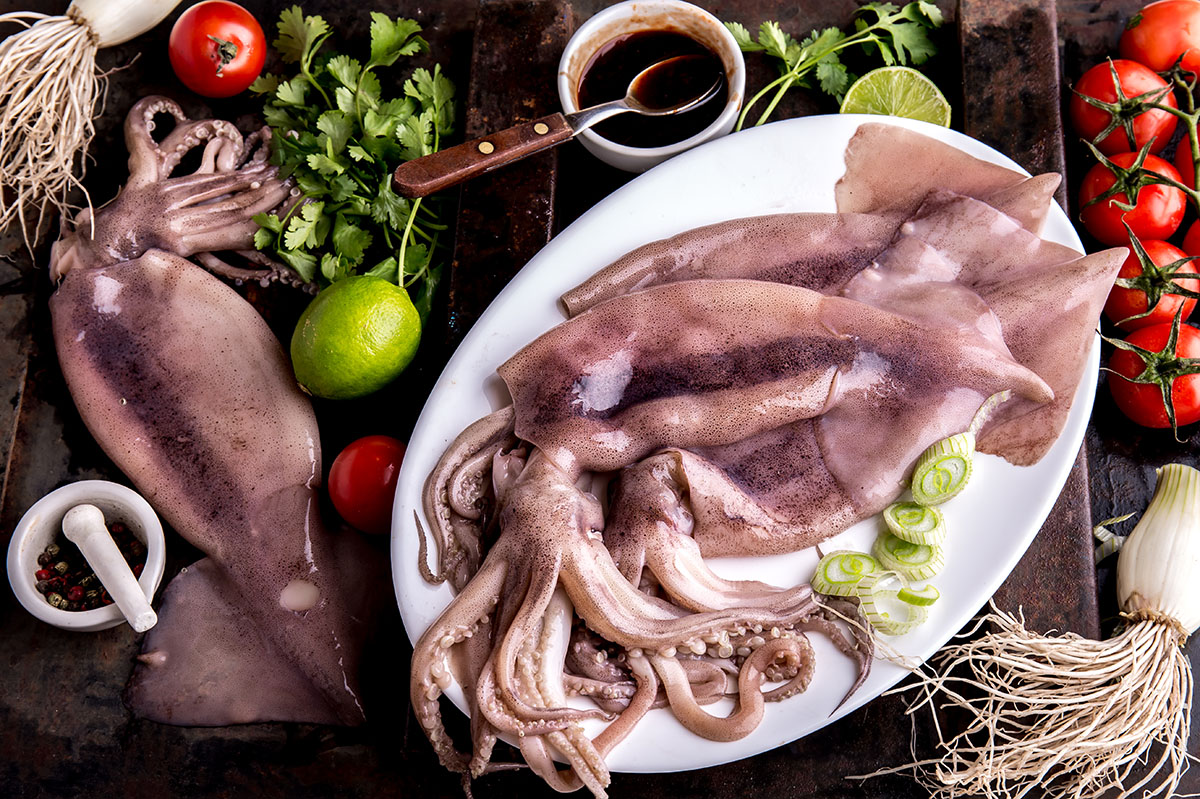 Все о кальмарах: как выбрать, очистить и приготовить?