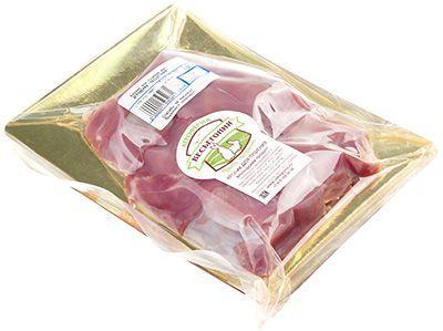 Кролик для тушения ~ 800г фермерское мясо, передняя часть и спинка кролика