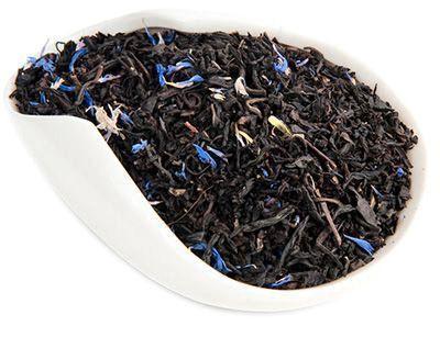 Чай Черная смородина 100г черный чай, ароматизированный