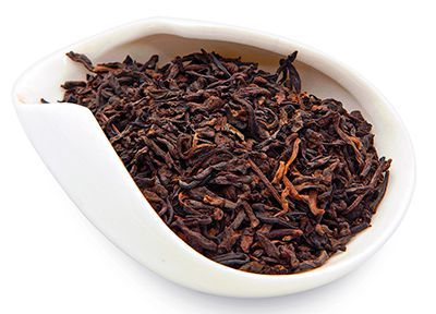 Чай Пуэр Клубника 100г 4х-летний, Китай