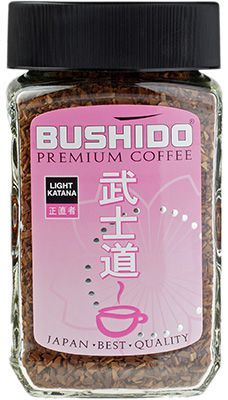Кофе Бушидо Лайт Катана  100г