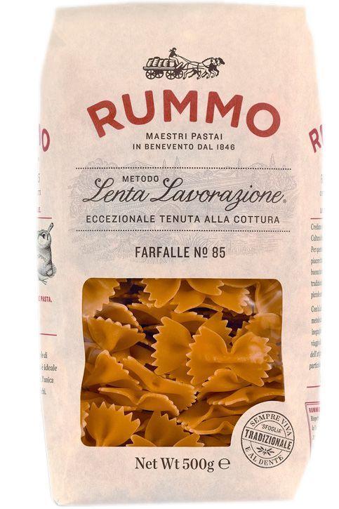 Фарфале №85, 500г макароны, RUMMO
