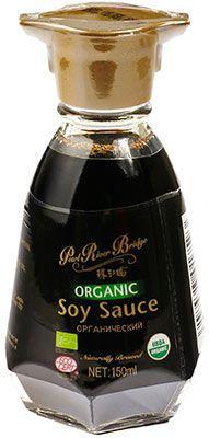 Соевый соус 0,15л без клейковины, с пониженным содержание соли