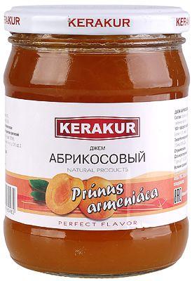 Джем абрикосовый 600г KERAKUR Армения