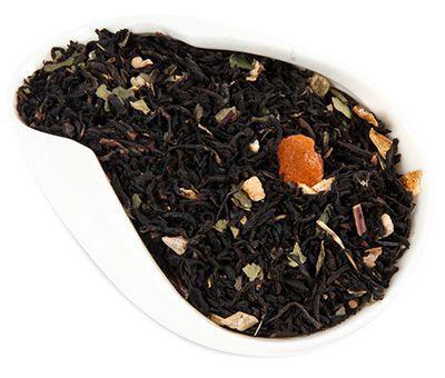 Чай черный Манго и Лимон 100г ароматизированный