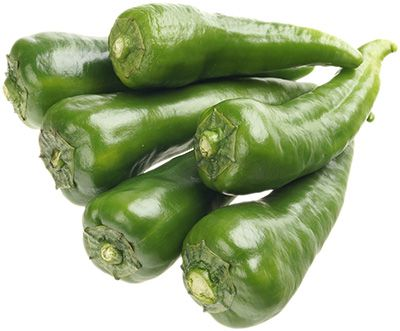 Перец чили зеленый 100г Марокко